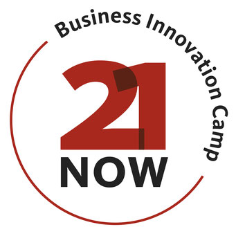 Logo Business Innovation Camp 21 Now