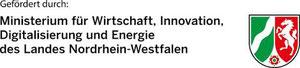 Logo Ministerium für Wirtschaft, Innovation, Digitalisierung und Energie NW